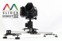Slider Kamera Slider Camera Slidecam Dolly SEMUT S2 50CM