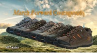 Sepatu Gunung KETA 427 Trekking/Hiking/Adventure/Outdoor Ori 100%