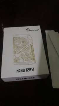 Tesla nano steampunk 120 watt