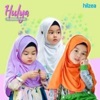 Pashmina pasmina instan Hulya by Hilzea Jilbab Anak kaos size XS-S