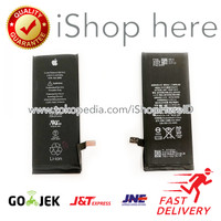 Original Batre / Baterai / Battery / Batere iPhone 6 / 6G
