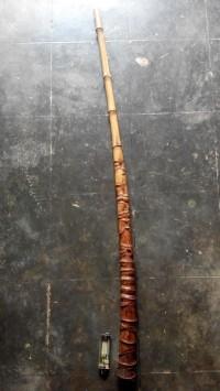 Bambu Cendani Gagang Joran