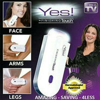 new NEW YES FINISHING TOUCH LASER/ PENGHILANG BULU LASER MJ mks
