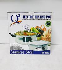 Panci Multi Cooker Electric Heating Pot Q2
