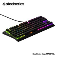 Steelseries Keyboard Apex M750 TKL (Mechanical RGB with LED)