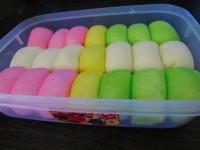 Pancake Buah Durian Medan Isi 21 Beku Frozen Super Premium Enak
