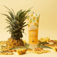 Pineapple Body Sorbet lotion emina penyegar kulit