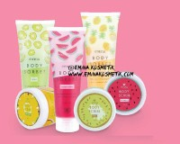 Watermelon Body Sorbet lotion emina penyegar kulit