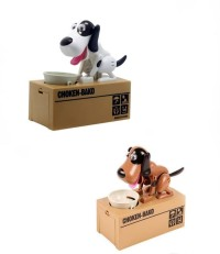 Mainan Anak My Dog Piggy Bank Choken Bako Celengan Doggie 6688-1