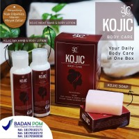 BPOM KOJIC BODY CARE 3 IN 1 by syb original with track