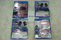 PS4 Detroit: Become Human (R3 / English, Playstation 4 Exclusive Game)