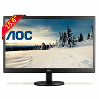 LED Monitor AOC E1670SWU 15.6""