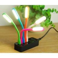 LAMPU USB LED FLEKSIBLE / USB LED SENTER