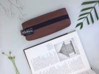 Pencil Case Kulit / Tempat Pensil Kulit