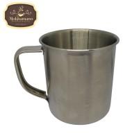MOKHA Stainless Steel Cup / Mug Stainles / Cangkir Kopi Thai Tea 260mL