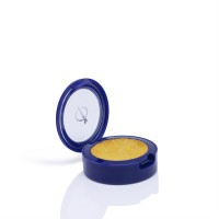 Inez Color Contour Plus Loose Eyeshadow Powder - Sunstone Yellow
