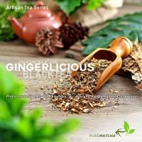 Artisan Tea Cafe - Black Tea with Ginger Teh Hitam Jahe SAMPLE 10gr