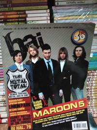 Majalah Hai 2007 Marron 5