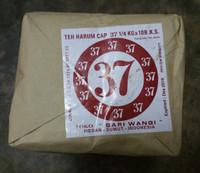 Daun Teh kering Harum Cap 37 Medan 2.5 kg (250 gr x 10 bks)