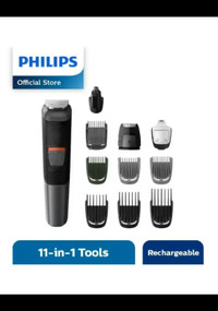PHILIPS MULTI GROOM MG 5730 SERIES 5000 11 IN 1 FOR FACE HAIR BODY