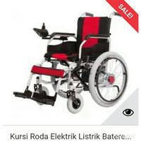 Kursi Roda Elektrik Listrik Batere (import)