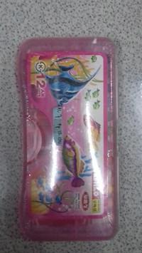 Crayon Oil Paste isi 12 Pcs merk Kenko