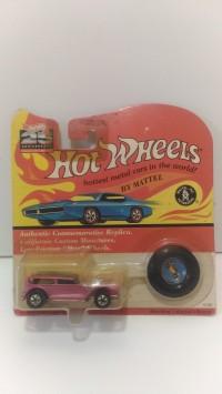 Hot Wheels Classic THE DEMON 25 Th Anniversary Langka