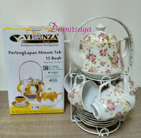 Tea set Vicenza C78N