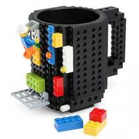 Gelas Mug Cangkir Dengan Lego