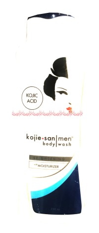 Kojie San Men Body Wash Brightening Moisturizer Kojisan Sabun Mandi250