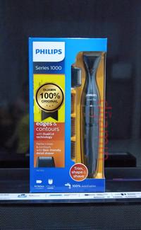 Philips Multigroom MG1100 Pencukur / Alat Cukur Kumis Jambang Beard