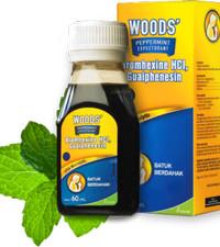 Woods Expectorant 60ml - Sirup Obat Batuk Berdahak