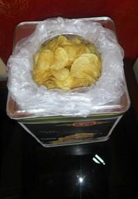 Keripik kentang curah 2 kg
