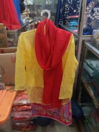 Pakaian adat anak baju madura size M - L