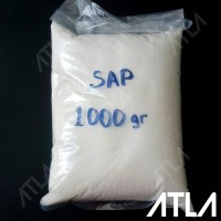 SAP 1 KG Super Absorb Krystal Hydrogel Kiloan 1000 Gram Hidrogel MT019