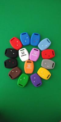silicon/kondom kunci remote Honda Jazz,CRV,Brio,Mobilio,Accord,Civic
