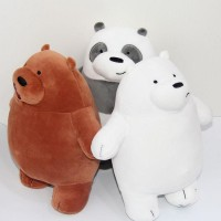 LIMITED Boneka Bare Bears Boneka Bare Bear Boneka Ice Polar 30cm