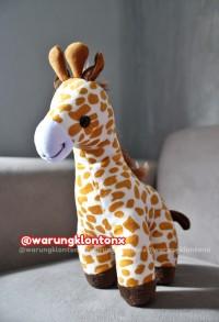 Boneka Giraffe Jerapah 40cm High Quality