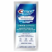 Crest 3D White 1-Hour Express Pemutih Gigi Cepat Original USA