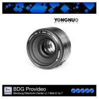 Yongnuo 50mm F 1.8 Lens For Canon