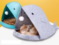 Tempat tidur binatang peliharaan pet shop kandang kucing anjing lucu