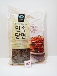 Chung jung one bihun ubi 1kg, soun import korea, sweet potato noddle
