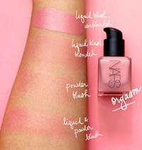 NARS Liquid Blush - Orgasm