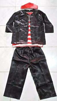 Baju adat anak pakaian madura size S - M