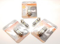 Lampu Depan LED Osram Original Beat Scoopy Old Spacy Vario DLL