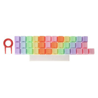 Keycaps Rainbow Side Printed OEM