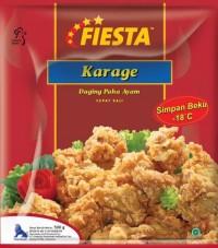 Fiesta Karage Daging Paha Ayam 500gr