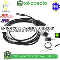 Endoscope Camera Android 7mm 4cm Focal Distance 720P 2M IP67 Original