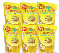 Minyak goreng Tropical 2 liter (1 dus*6 psc)