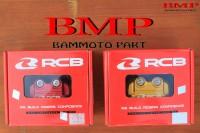 Handle Mount Bar Set/Dudukan/Raiser Stang Fatbar RCB (Racingboy) NMAX
